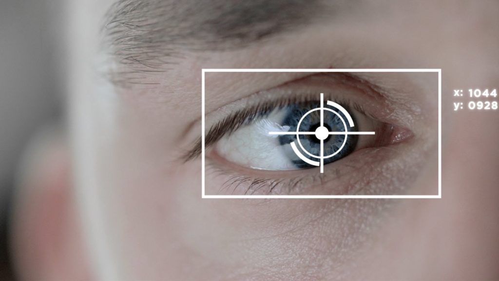 Eye Tracking Web Marketing Digital